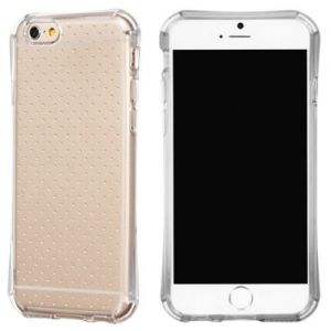 Hoco Shockproof TPU Case for Iphone6 Plus - White
