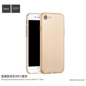 Hoco Shining Star Series Skin Sense PC Cover Iphone7 - Gold