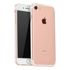 Hoco Feather Series Anti - Slip TPU Cover for Iphone7 - Transparent
