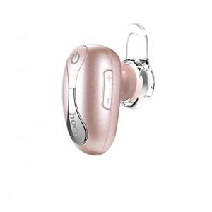 Hoco E12 Beetle Mini Bluetooth Earphone - Rose Gold
