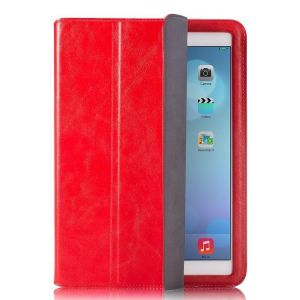 Hoco iPad Air Armor Series Leather Case - Red
