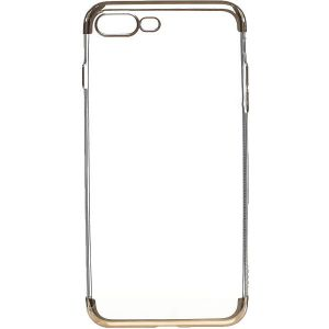 Hoco Glint series electroplated TPU cover for iPhone 7 - Gold