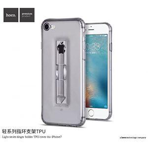 Hoco Finger Holder TPU for Iphone7 - Black