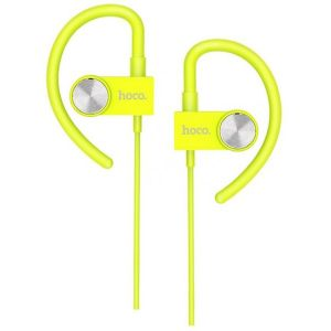 Hoco ES5 Magnetic Sporting Wireless Earphone - Green