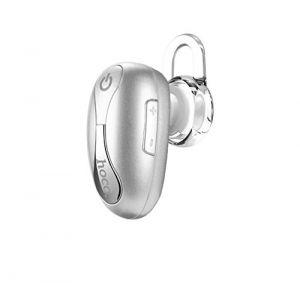 Hoco E12 Beetle Mini Bluetooth Earphone - Gray