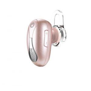 Hoco E12 Beetle Mini Bluetooth Earphone - Rose Gold