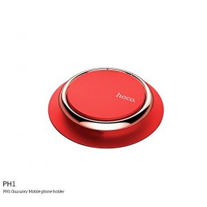 Hoco PH1 Guaranty Mobile Phone Holder - Red