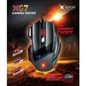 Xplore XG7 Gaming Mouse