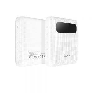 Hoco B20 - 10000 Mige Power Bank - White