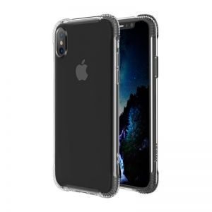 Hoco Armor Series Tempered Glass Set for Iphone X - Transparent