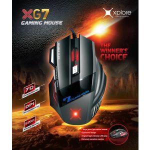 Xplore XG7 Gaming Mouse